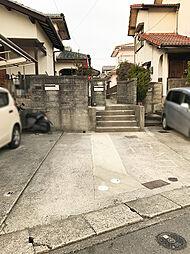 駐車スペースは1台分取れております。