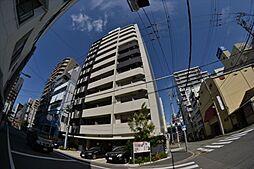 アドバンス大阪城グラシア[8階]の外観