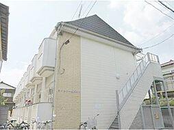 ライトサーム久米川[2階]の外観