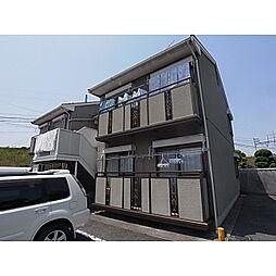 奈良県大和高田市東三倉堂町の賃貸アパートの外観