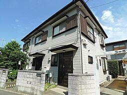 [テラスハウス] 千葉県松戸市八ヶ崎3丁目 の賃貸【/】の外観