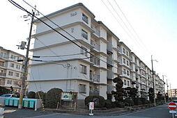 フルーレ藤阪3号棟[2階]の外観