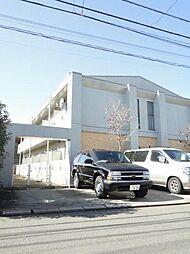 東京都世田谷区上祖師谷7丁目の賃貸マンションの外観