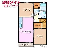 海山道駅 6.6万円