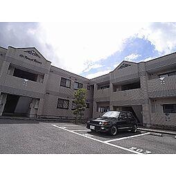 奈良県橿原市白橿町3丁目の賃貸マンションの外観