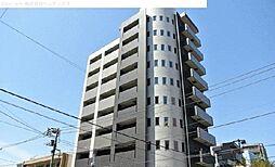東京都北区滝野川の賃貸マンションの外観