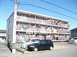 パルティールS[3階]の外観