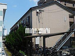 エスエスハイツ鈴鹿[2階]の外観