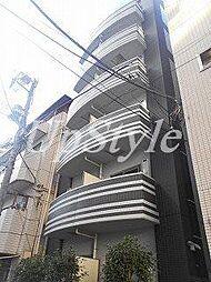 東京都台東区西浅草2丁目の賃貸マンションの外観