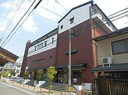 京都府京都市伏見区両替町12丁目の賃貸マンションの外観