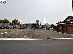 現場風景 国分寺市西恋ヶ窪1丁目