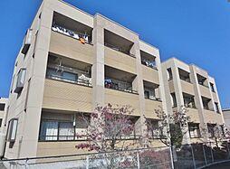 山梨県甲府市国母7丁目の賃貸アパートの外観