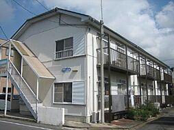 篠田第一ニューハイツ[2階]の外観