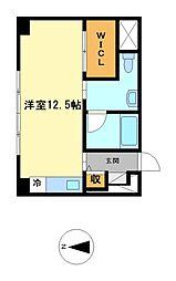 KDXレジデンス東桜I(旧レガーロ東桜)[2階]の間取り
