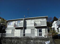 清川グリーンハイツ[1階]の外観