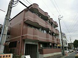 TYマンション[3階]の外観
