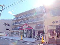 DETOM−1東福寺201[2階]の外観