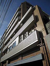 福島ビル 新宿一望 初台のファミリー物件[5階]の外観