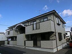 グリーンハウスA[2階]の外観