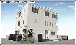 仮)立川市高松町2丁目シャーメゾン[202号室]の外観