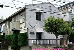 千葉県市川市行徳駅前4丁目の賃貸アパートの外観