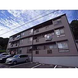 奈良県生駒市有里町の賃貸アパートの外観