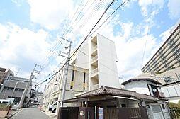 兵庫県宝塚市逆瀬川2丁目の賃貸マンションの外観