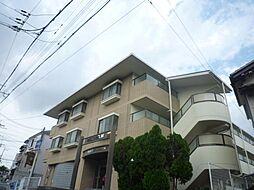 ヒガシオマンション[3階]の外観