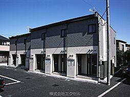 西武拝島線 武蔵砂川駅 徒歩10分の賃貸アパート