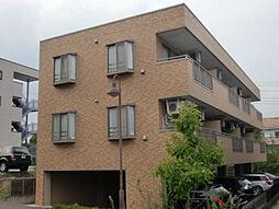 神奈川県横浜市都筑区牛久保東2丁目の賃貸マンションの外観