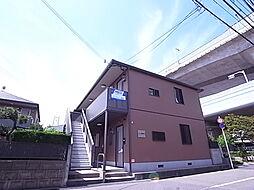 ディアス東舞子[2階]の外観