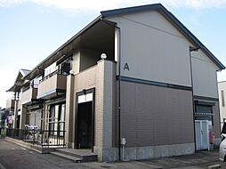 三重県四日市市城西町の賃貸アパートの外観