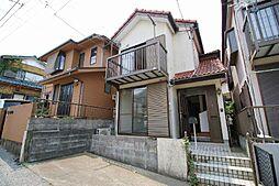 [一戸建] 千葉県船橋市八木が谷1丁目 の賃貸【/】の外観