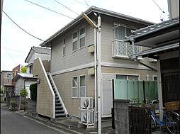 神奈川県横浜市金沢区釜利谷東1丁目の賃貸アパートの外観