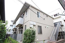 愛知県名古屋市昭和区桜山町4丁目の賃貸アパートの外観