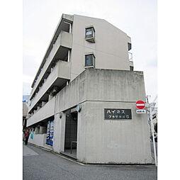 ハイネスプラザ新宿第五[2階]の外観