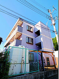 埼玉県所沢市大字南永井の賃貸マンションの外観
