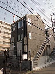 シュテルンビルト川崎[203号室]の外観