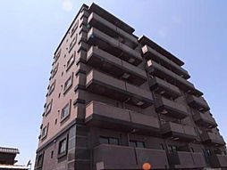 飛幡プライド[6階]の外観