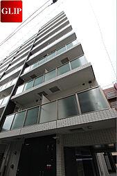 神奈川県横浜市中区若葉町3丁目の賃貸マンションの外観