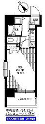フェニックス横須賀中央[5階]の間取り