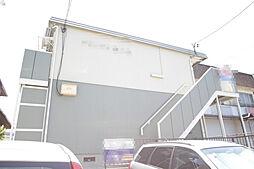 愛知県名古屋市緑区若田2丁目の賃貸アパートの外観