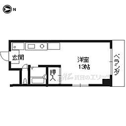 城陽駅 4.3万円