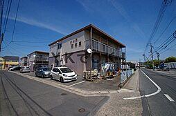 コーポ田加屋C棟[2階]の外観