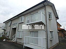 シノハラコーポ A棟[2階]の外観