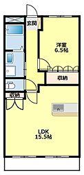新豊田駅 6.5万円