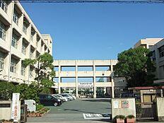 望海中学校 約1540m