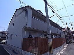 サニーハイツ[1階]の外観