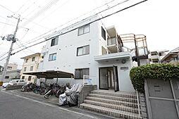 兵庫県伊丹市南野北5丁目の賃貸マンションの外観