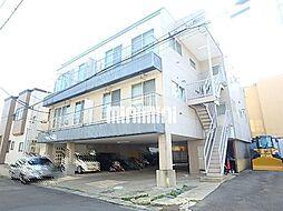 マンション丸忠[2階]の外観